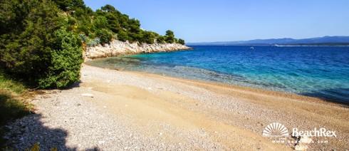 Croatia - Dalmatia  Split - Island Brač -  Murvica - Beach Tea