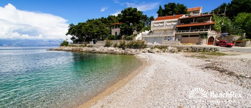Croatia - Dalmatia  Split - Island Šolta -  Stomorska - Beach Pelegrin