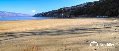 Croatia - Kvarner - Island Rab -  Lopar - Rajska beach