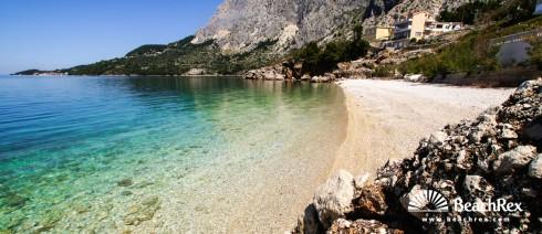 Croatia - Dalmatia  Split -  Drašnice - Beach Vodice