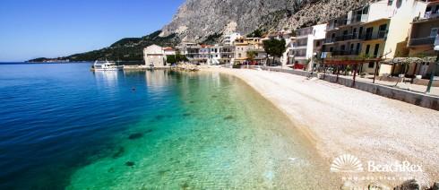 Croatia - Dalmatia  Split -  Drašnice - Beach Soline