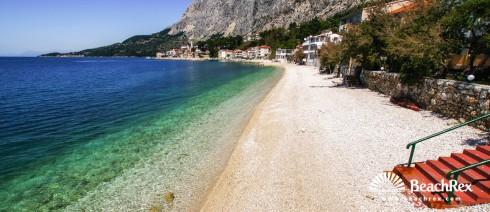 Croatia - Dalmatia  Split -  Drašnice - Beach Izbitac