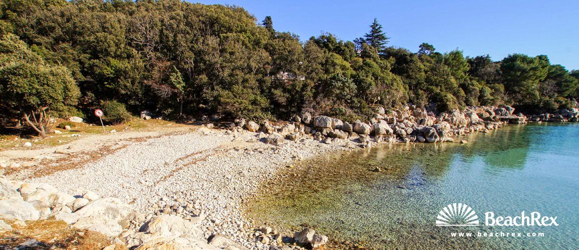 Croatia - Kvarner - Island Rab -  Kampor - Beach Jelenovica